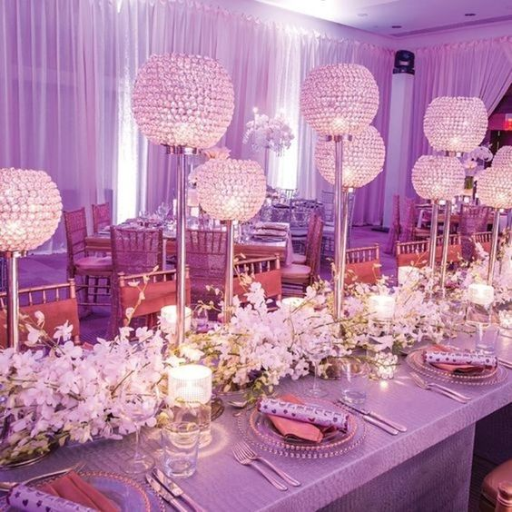 Impressive centrepieces events by keisha - Decoratie themakamer paris ...