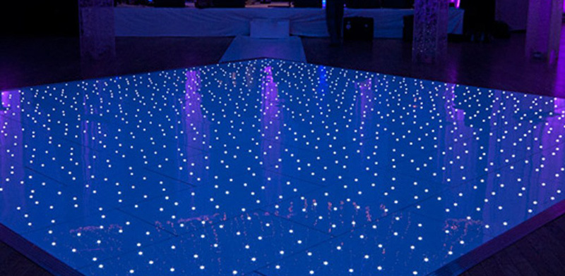 LED Dancefloor for hire, Weddings, Kent