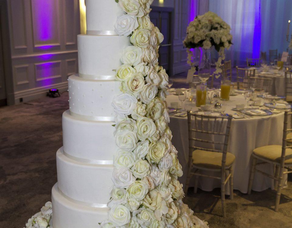 Large wedding cake, Wedding planner in kent