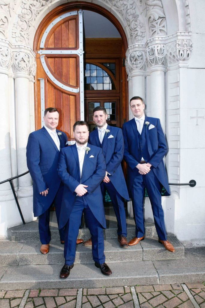 The Groom and best Men Wedding Planning by Events By Keisha, Bromley, Kent