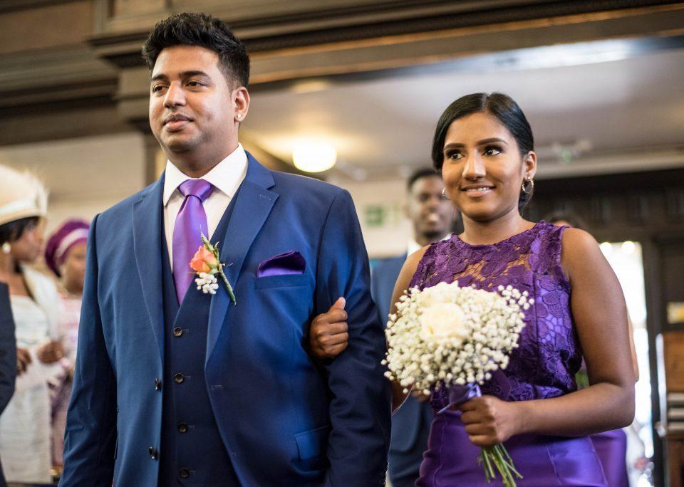 bespoke wedding consultation