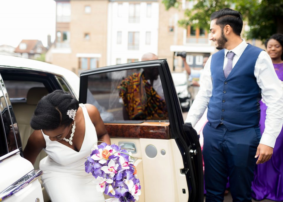 professional wedding planner in UK