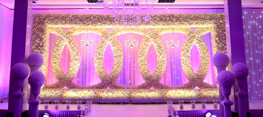 Wedding Backdrop ideas in Kent