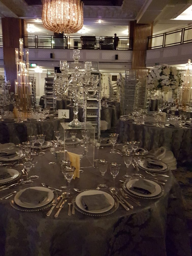 Wedding table ideas and decor