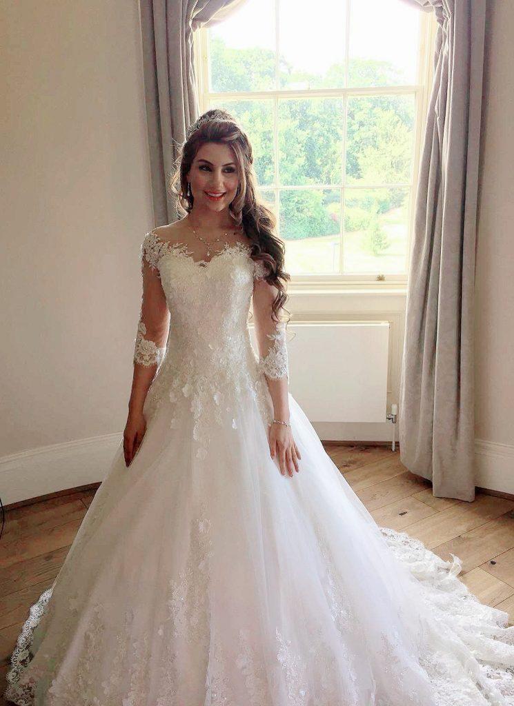 Bride, Wedding in Kent