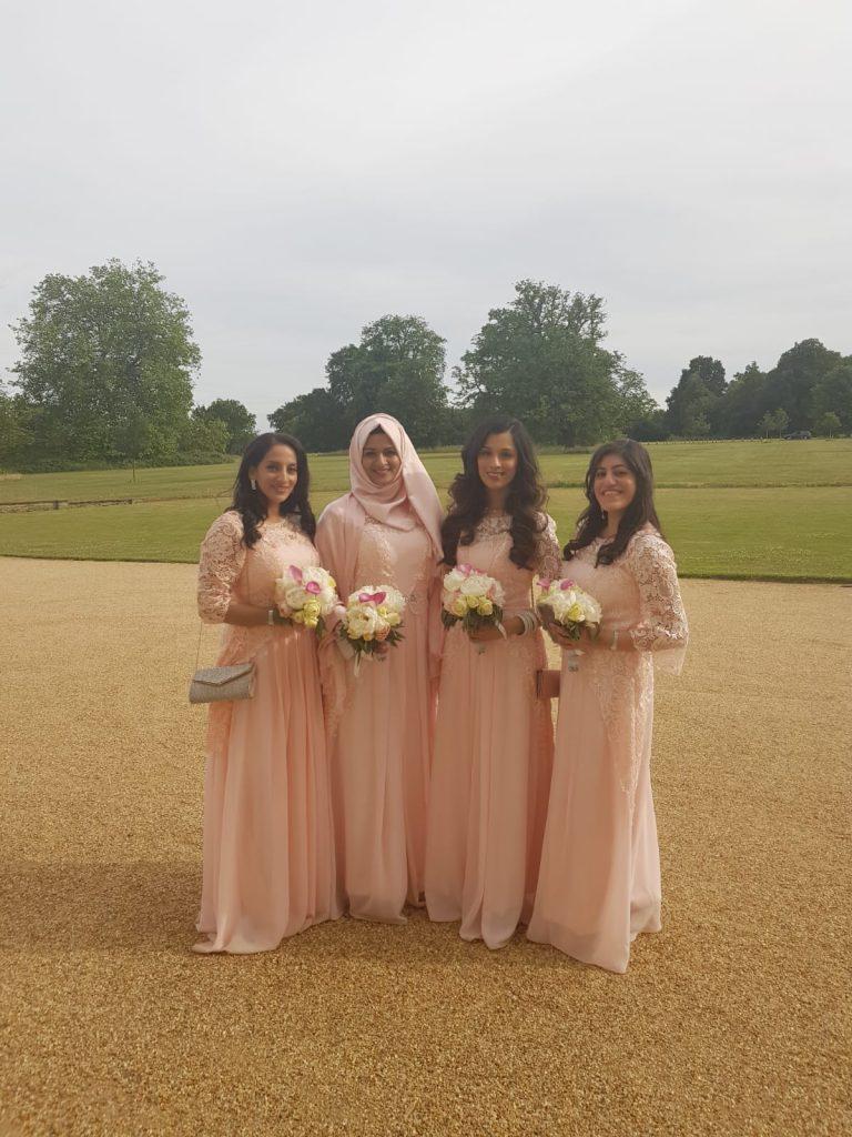 Bridesmaids, Wedding In Kent