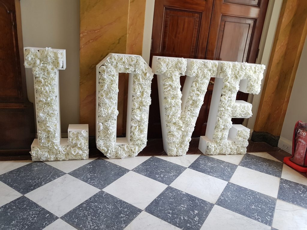 Love Sign, Events by Keisha in kent