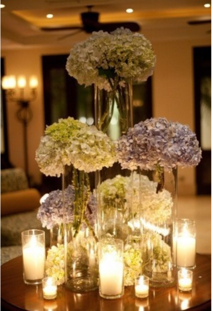 Flowers and Centrepieces Weddings at Events By Keisha