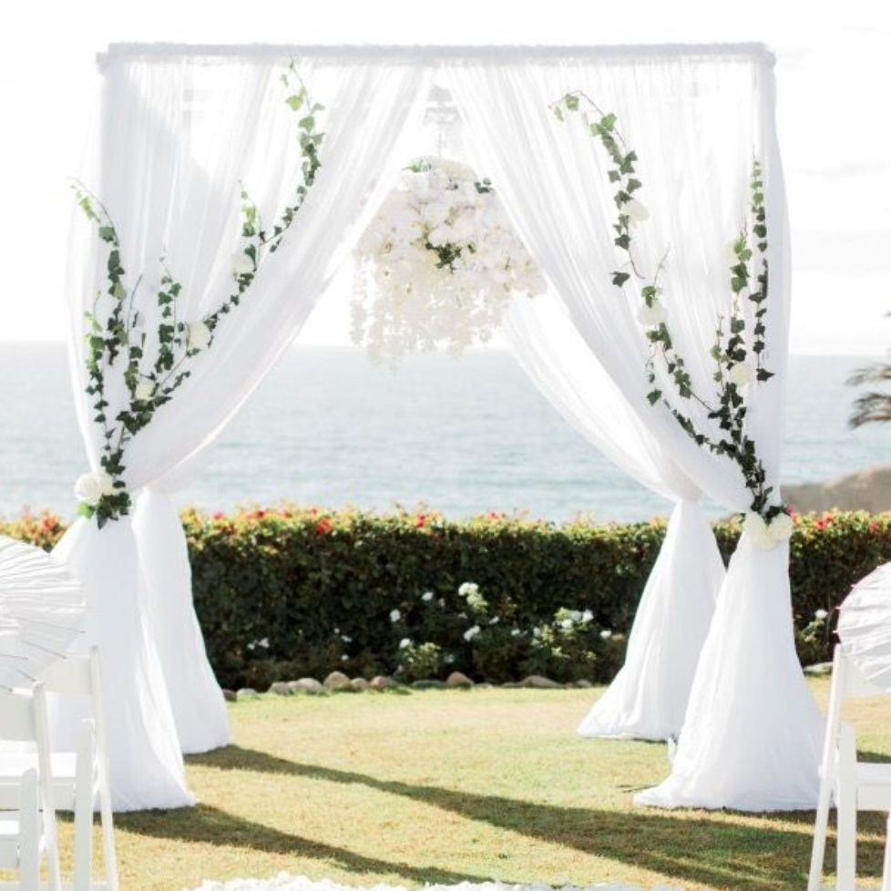 Outdoor weddings,