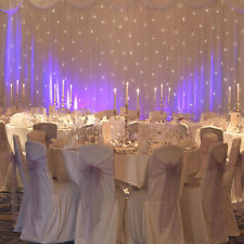 White chair cover, weddings in Bromley.