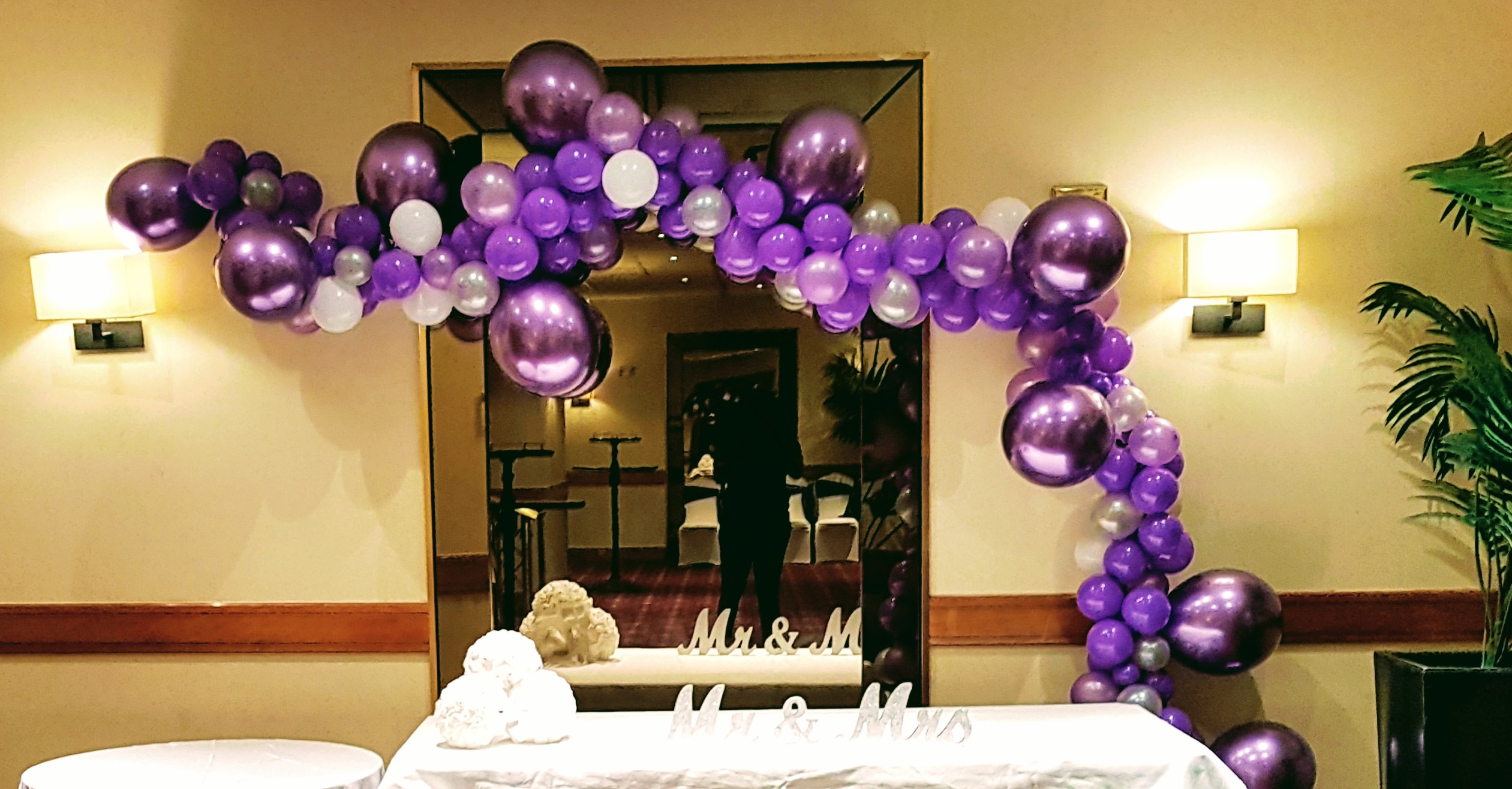 Balloons for events in london and kent