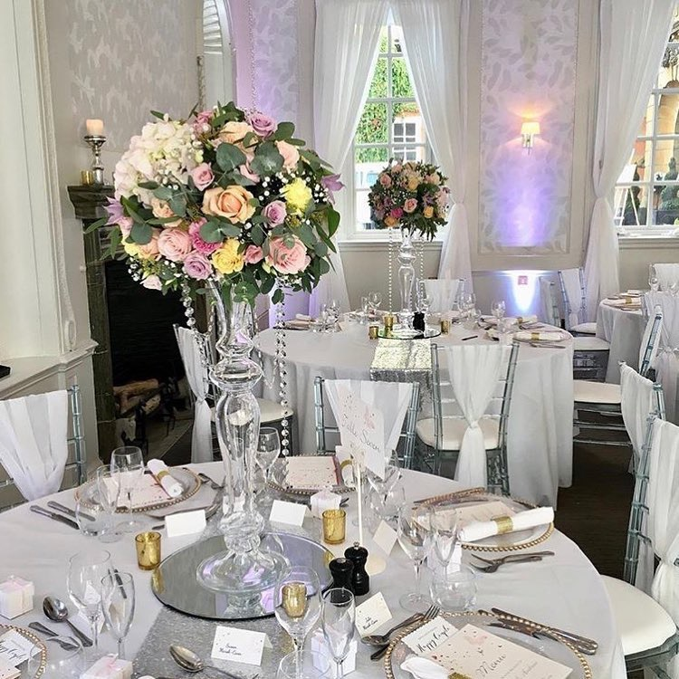 Table Centrepieces in Kent and London