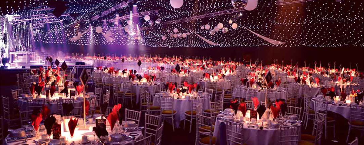 Wedding planner and decor hire in Kent