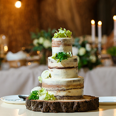 Wedding cake - wedding planning in Kent and London
